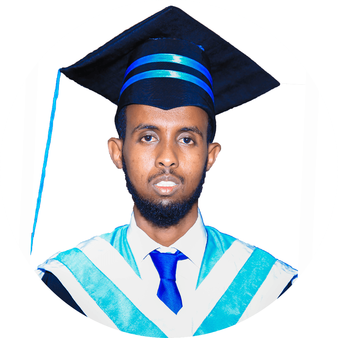 Abdimunim Sh. Abdirahman, The courses, expert lecturers, the infrastructure, the Life skills classes and other co-curricular activities increase my knowledge in technical manner as well in other necessary life-long activities. The congenial environment here has given me many opportunities to participate in extracurricular activities in order to groom my personality. I am fortunate to be a part of it.