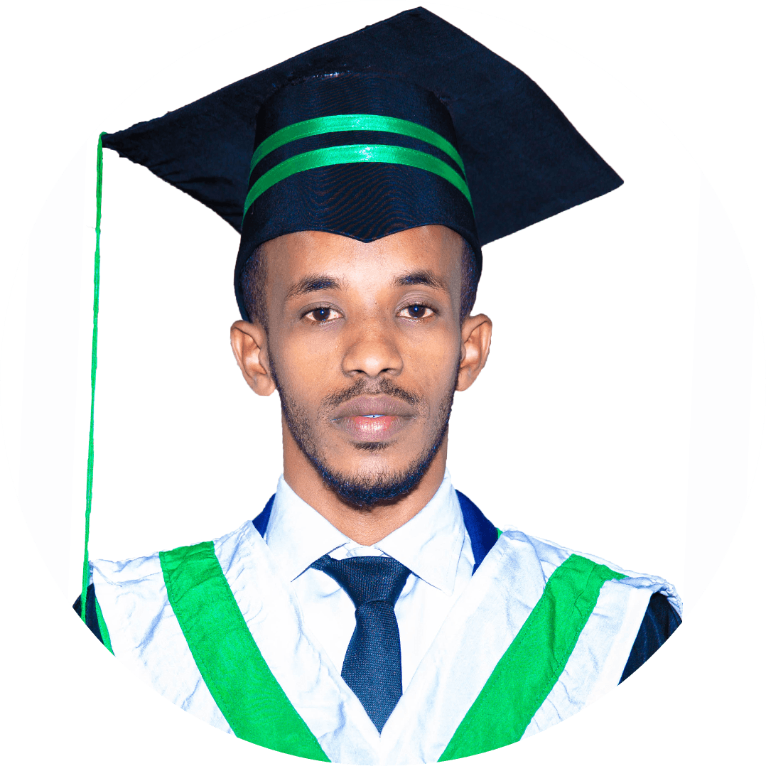 Yusuf Nur Hassan, Our faculty members are very dedicated and put in a lot of effort to teach us. Thanks for facilitating my education in Management Sciences.